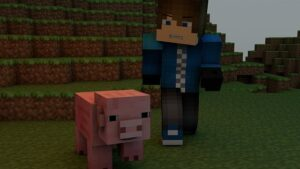 minecraft-cochon
